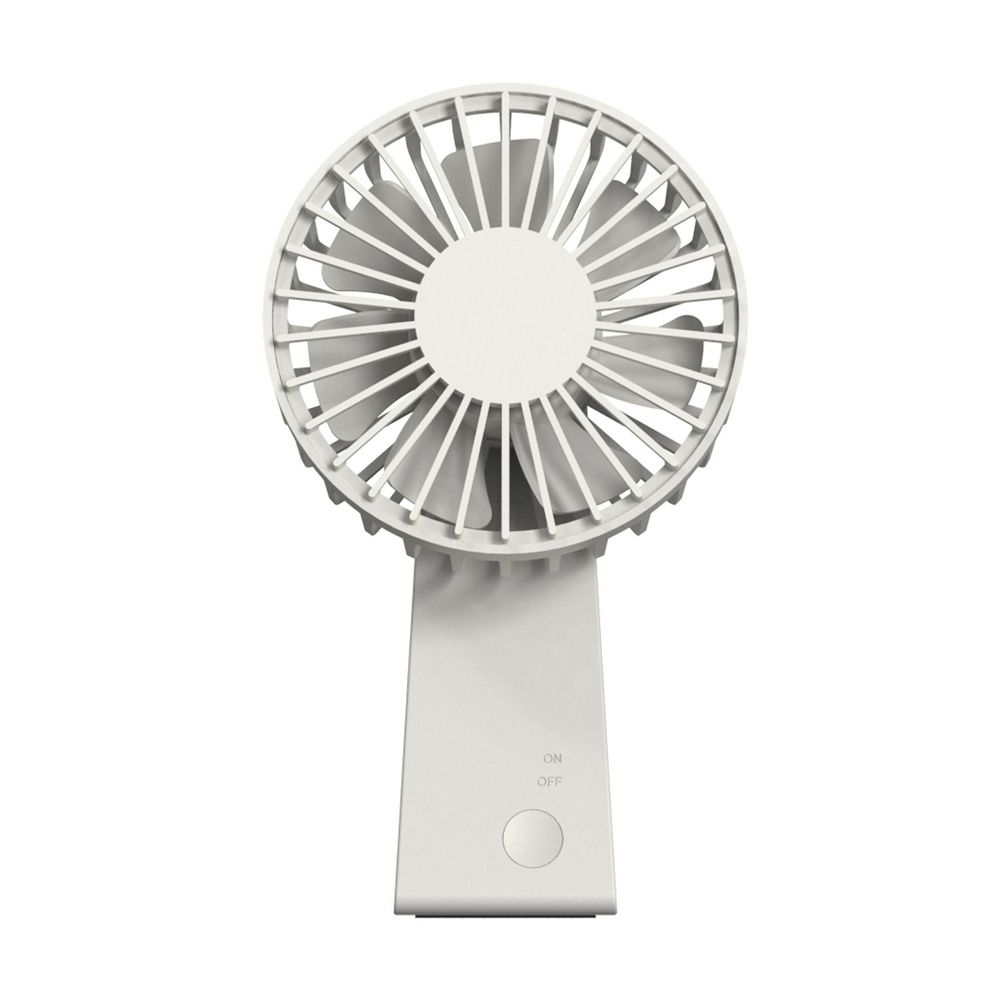AIRMATE 艾美特 - USB垂直翻轉充電風扇-太空灰