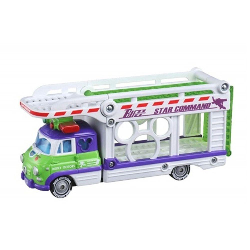 Tomica - TOMICA迪士尼小車運輸車-巴斯光年(不含小車)