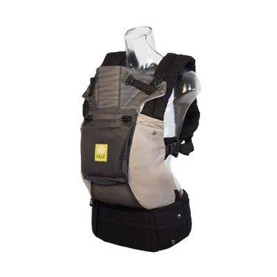 Complete 6-in-1 包覆型全齡背巾-Airflow-3D 透氣款-Grey 灰色
