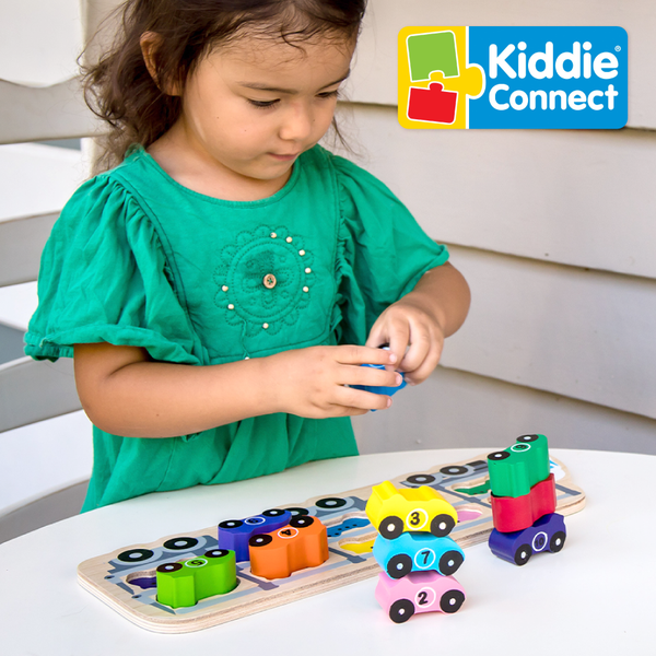 益智學習【英國 Le Toy VanX澳洲 Kiddie Connect】啟蒙教具
