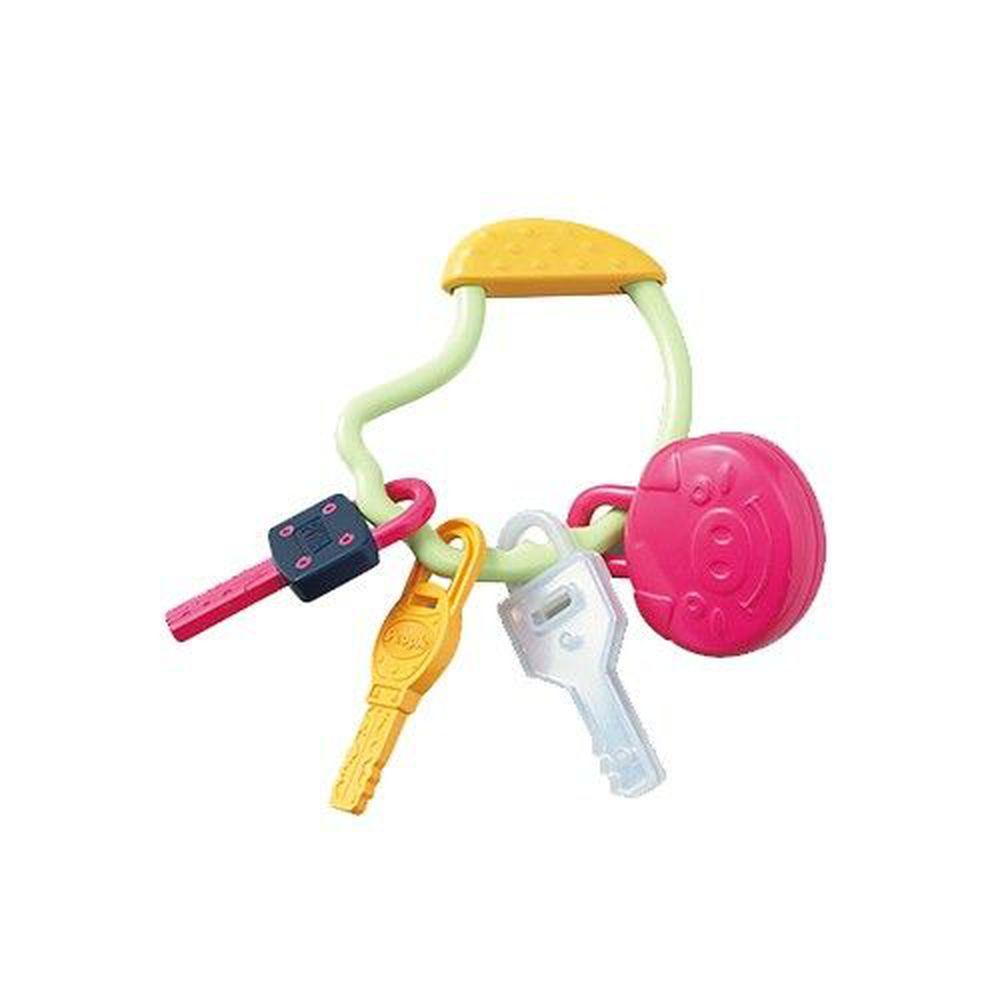 日本 People - 五感刺激鑰匙圈玩具
