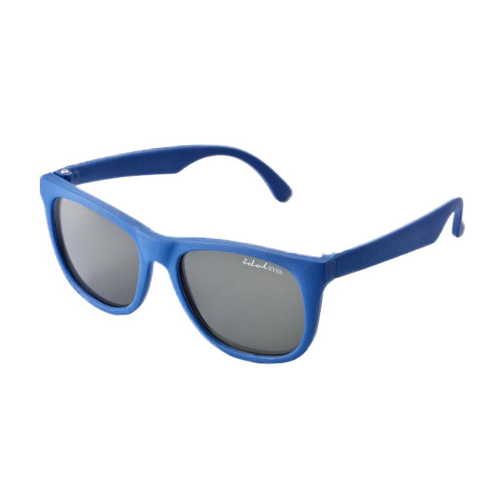 Idol EYES - 兒童太陽眼鏡-簡約時尚系列Classic-藍色 (2-5歲兒童款)