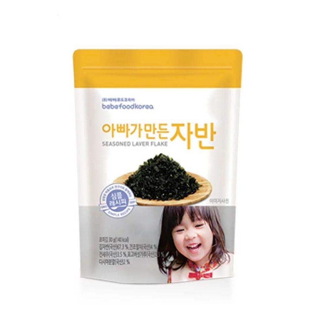 韓國bebefood寶寶福德 - 海苔酥