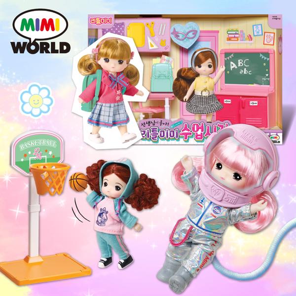 女孩兒的夢想家系列!【韓國MIMI】時尚娃娃家家酒