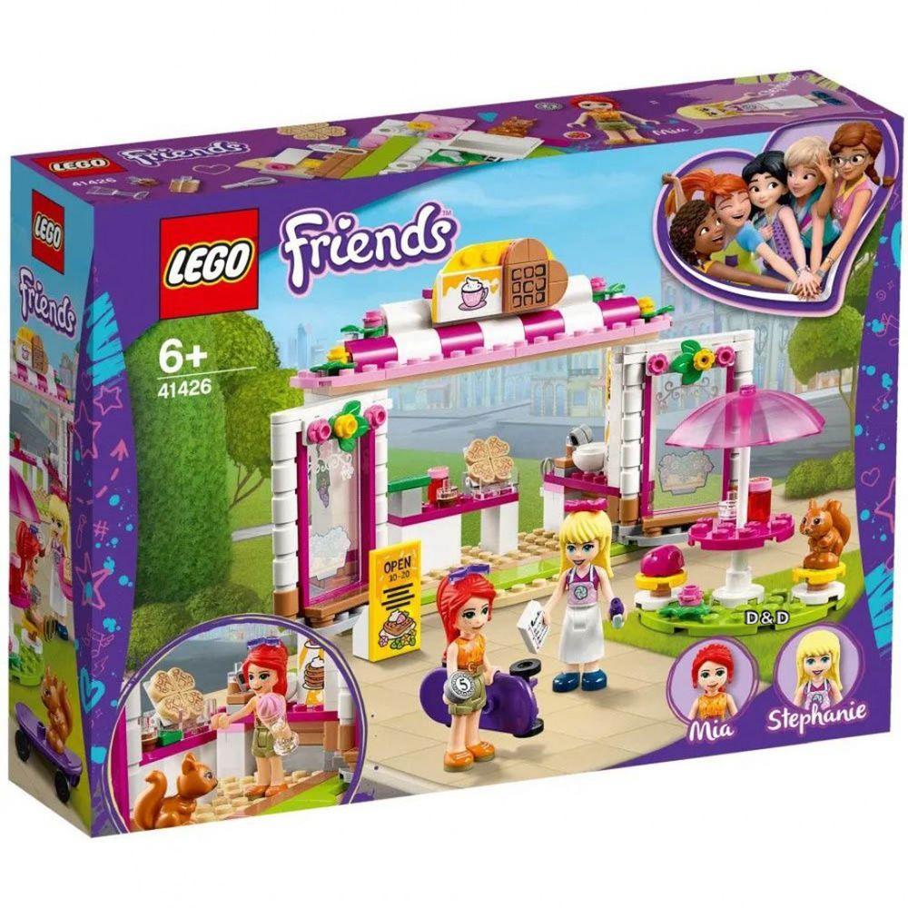 樂高 LEGO - 樂高積木 LEGO《 LT41426 》Friends 姊妹淘系列 - 心湖城公園咖啡廳-224pcs