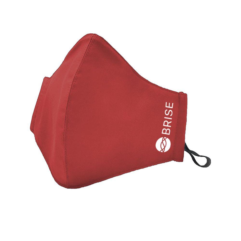 荷蘭 BRISE - 成人抗霾抗敏布織口罩(桃紅)
