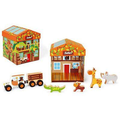 動物園遊戲屋