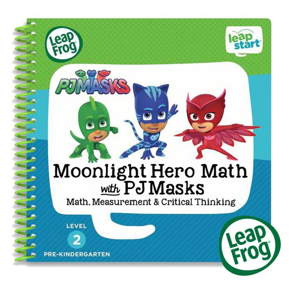 LeapFrog美國跳跳蛙 - LeapStart Jr. Books: 幼兒13-PJ Masks睡衣小英雄