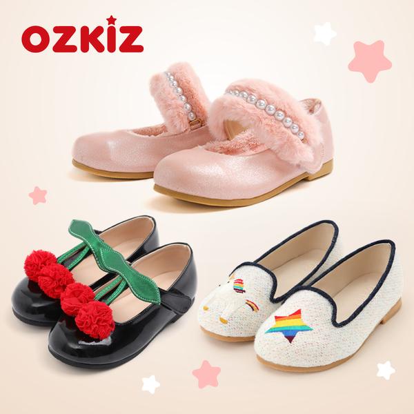 秋冬美鞋 ✧ 韓國 Ozkiz 專櫃涼鞋 / 公主鞋