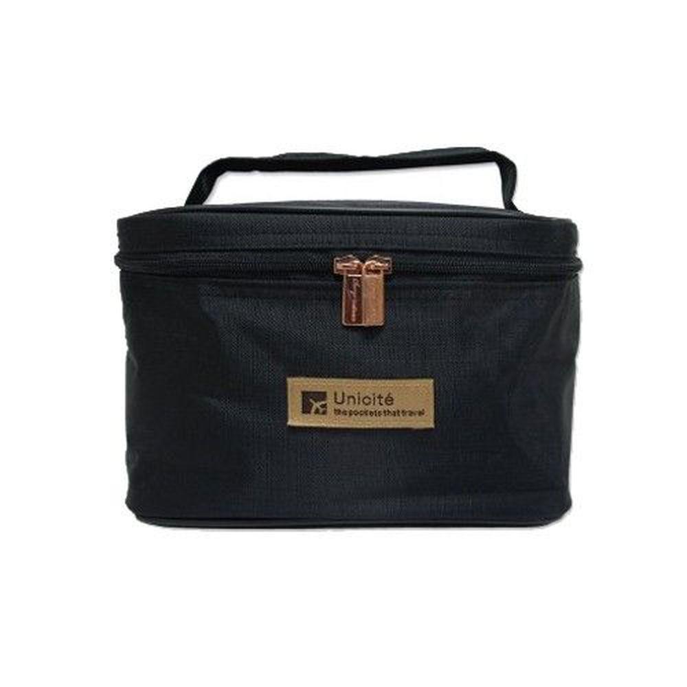 Unicite - 立體收納桶包-黑