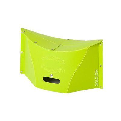 一公分超薄折疊椅-綠色 (M)