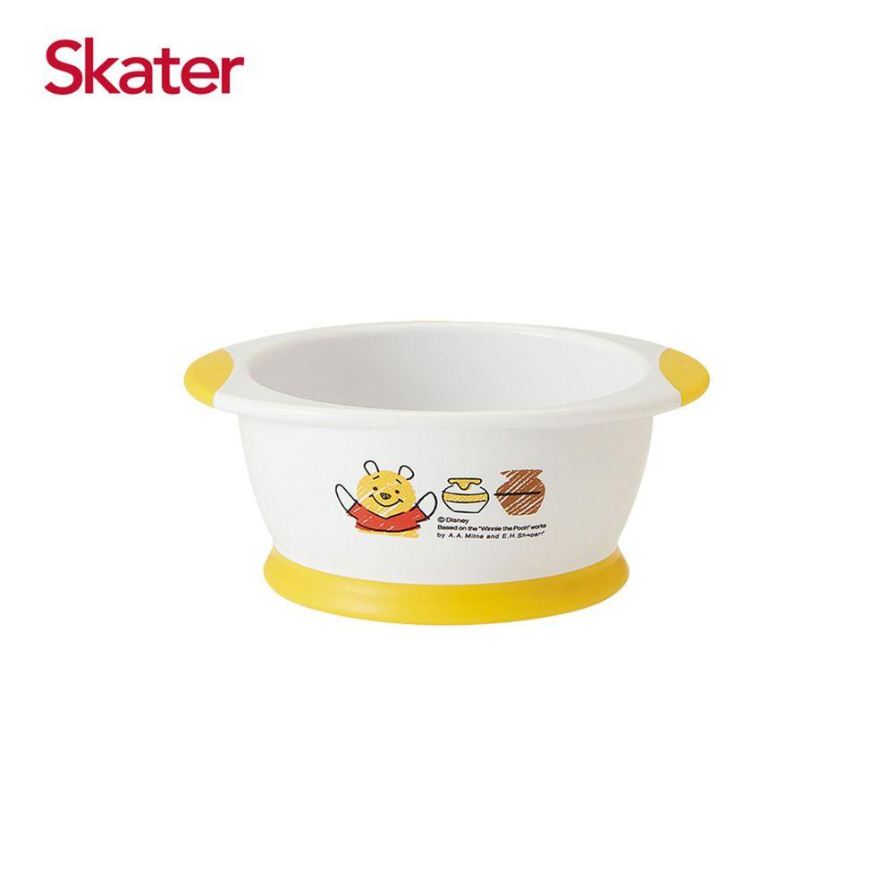 日本 SKATER - 離乳餐碗(250ml)-維尼