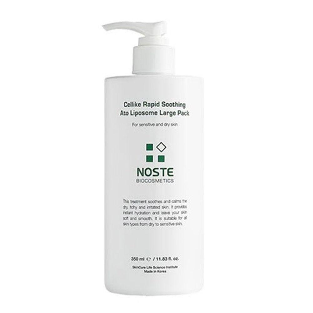 韓國 NOSTE - Liposome 天然山茶花保濕乳液-350ml-效期到: 2023/9/3