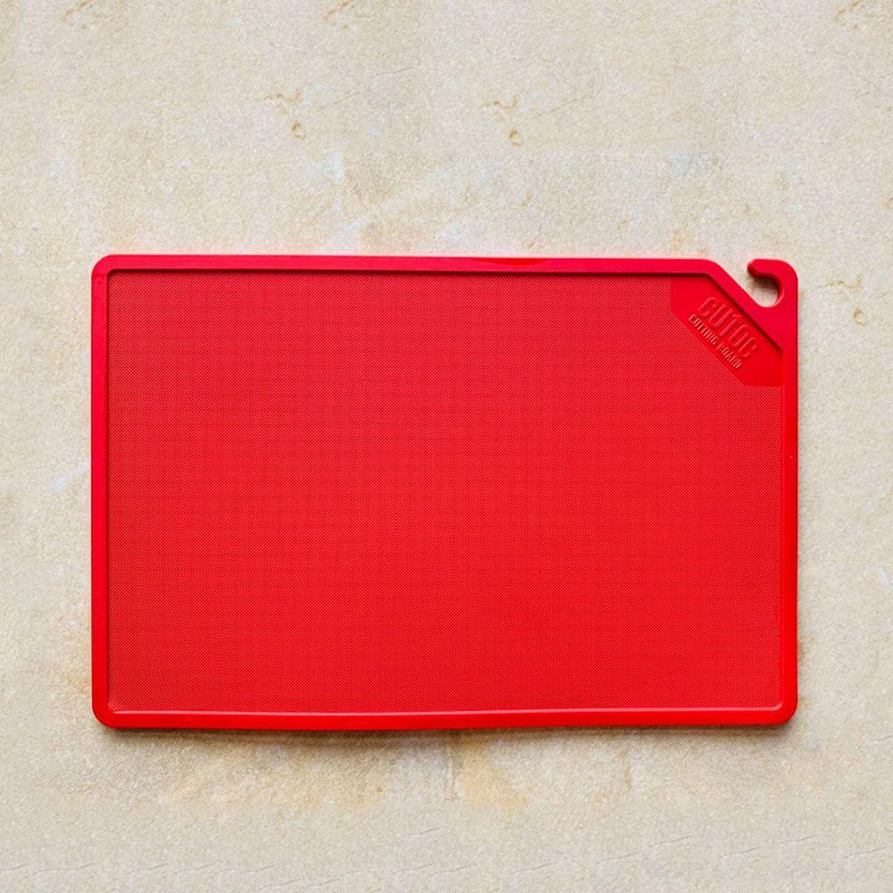 日本 CB JAPAN - CUTOC mini TPU防霉抗菌砧板-熱情紅 (W16xD24xH0.4cm)