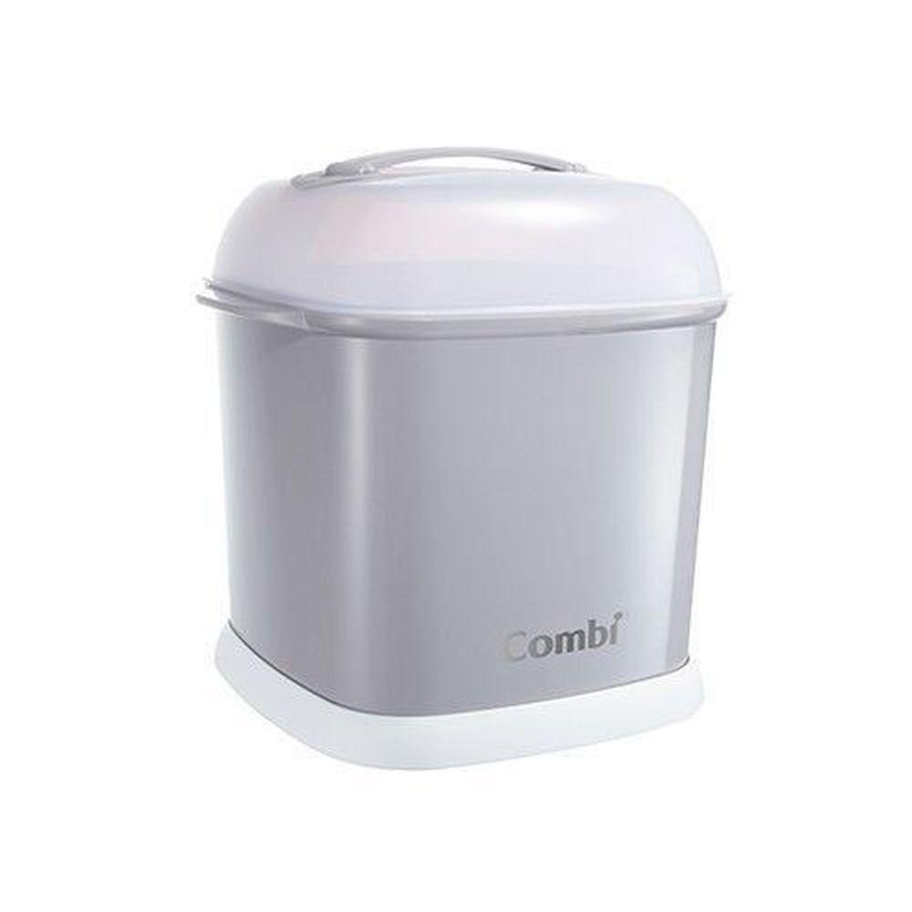 日本 Combi - Pro 360高效消毒烘乾鍋-專用奶瓶保管箱-寧靜灰