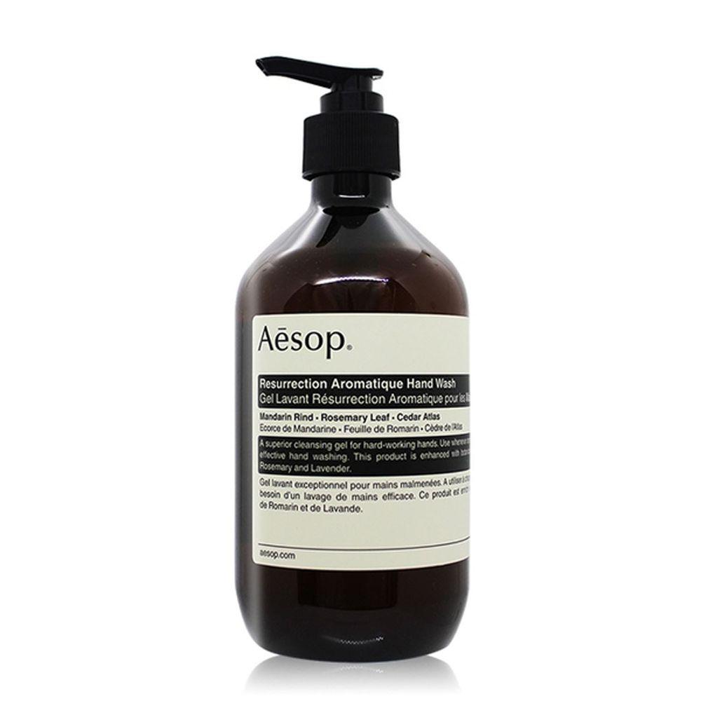 Aesop - 賦活芳香手部清潔露-國際航空版-500ml (有效期限至: 2026/3/31)