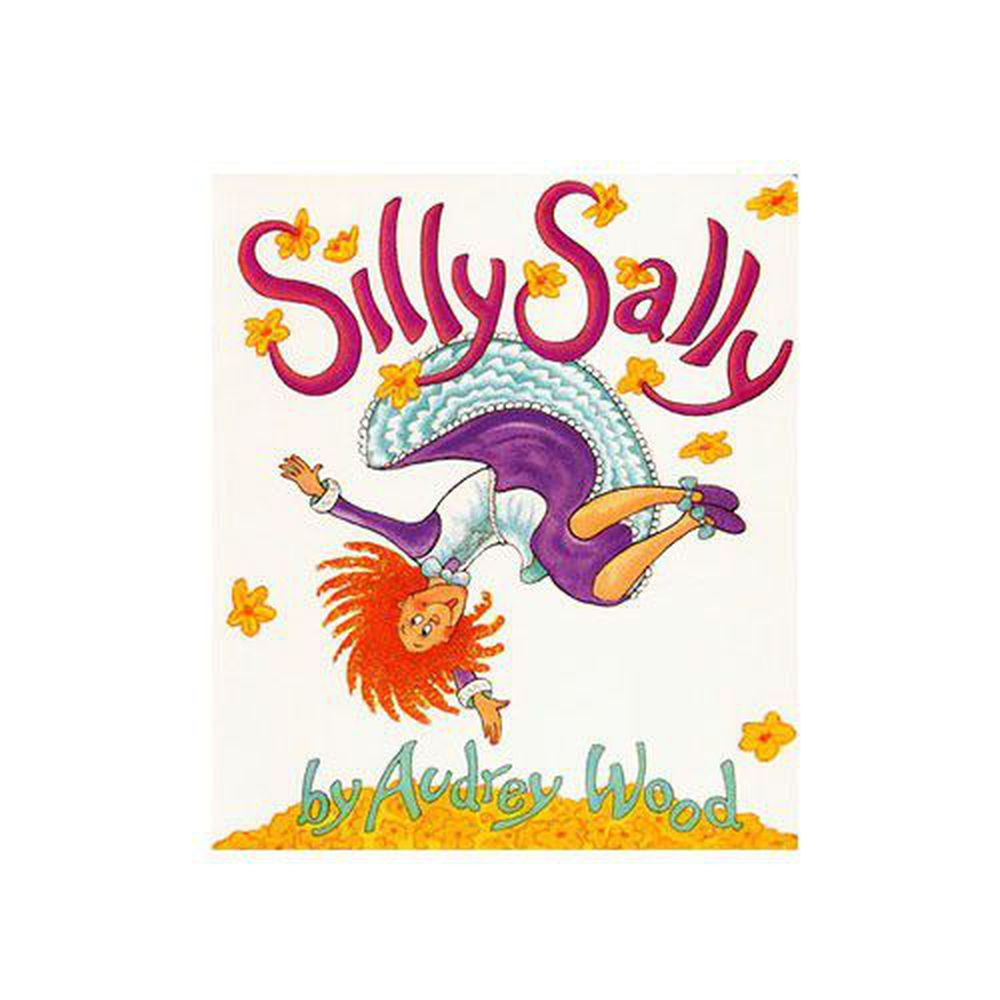 有聲書-SILLY SALLY/BK+CD