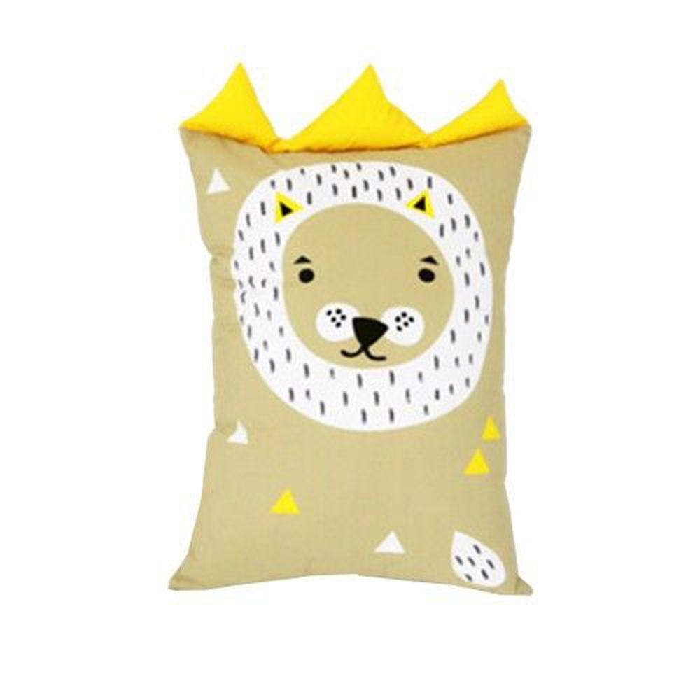 韓國 GGUMBI/DreamB - 動物造型抱枕-獅子