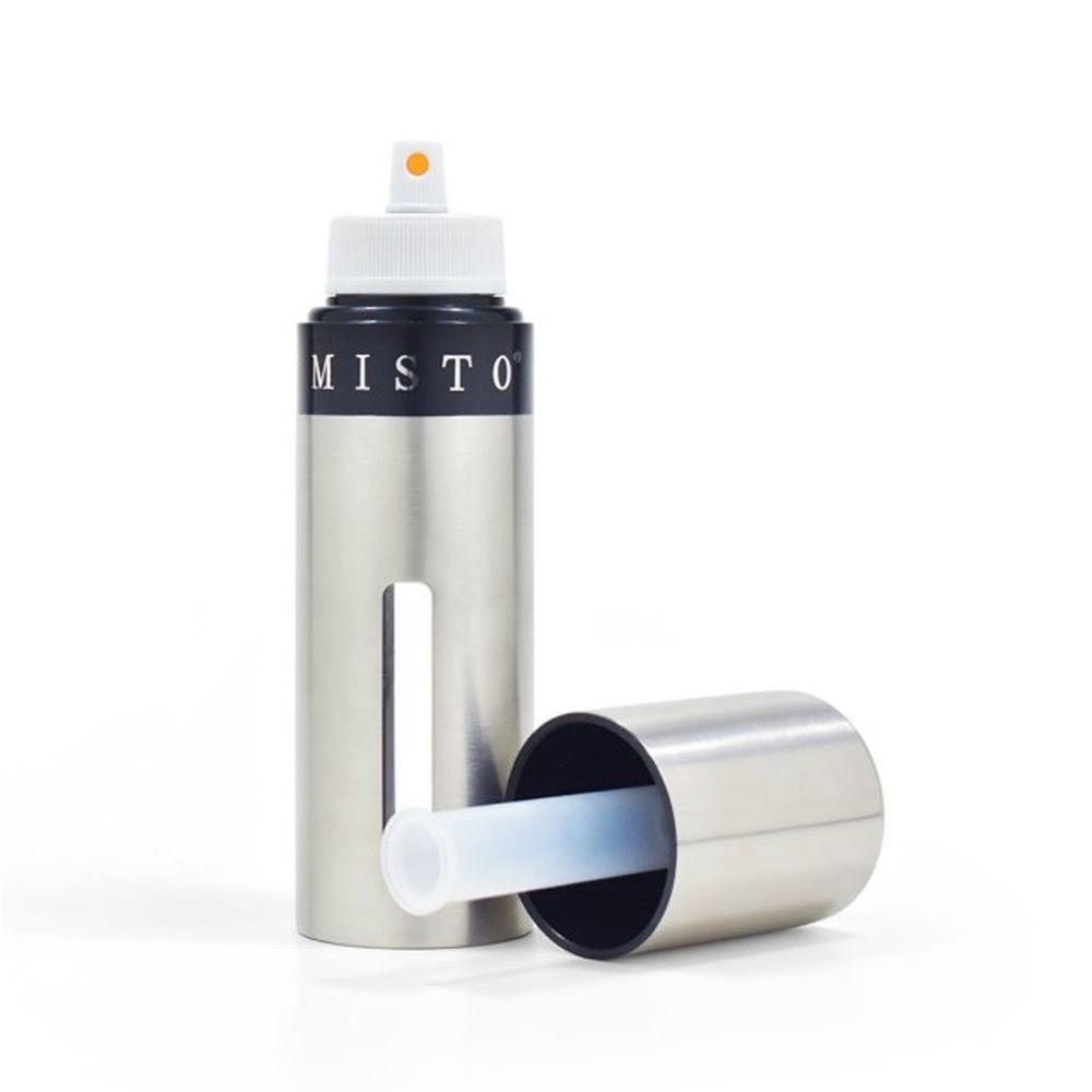 MISTO - 不銹鋼霧狀噴油罐/噴油瓶 (直徑 5 x 高 19.6 cm)