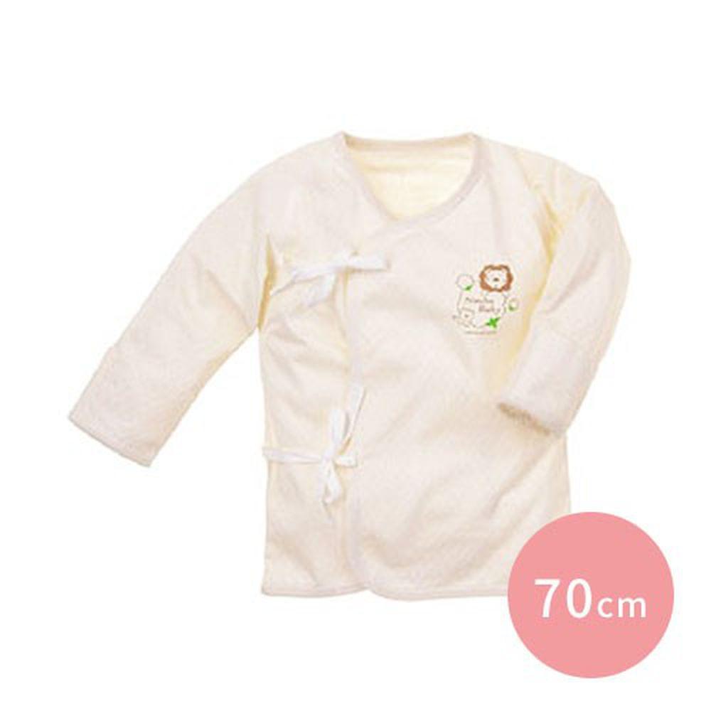 Simba 小獅王辛巴 - 有機棉反袖肚衣 ((70cm)約6-9個月)