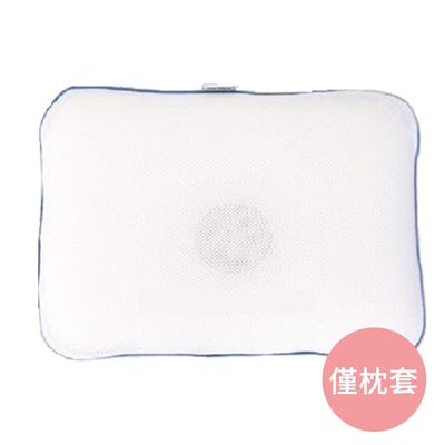 專用排汗枕頭套-白色