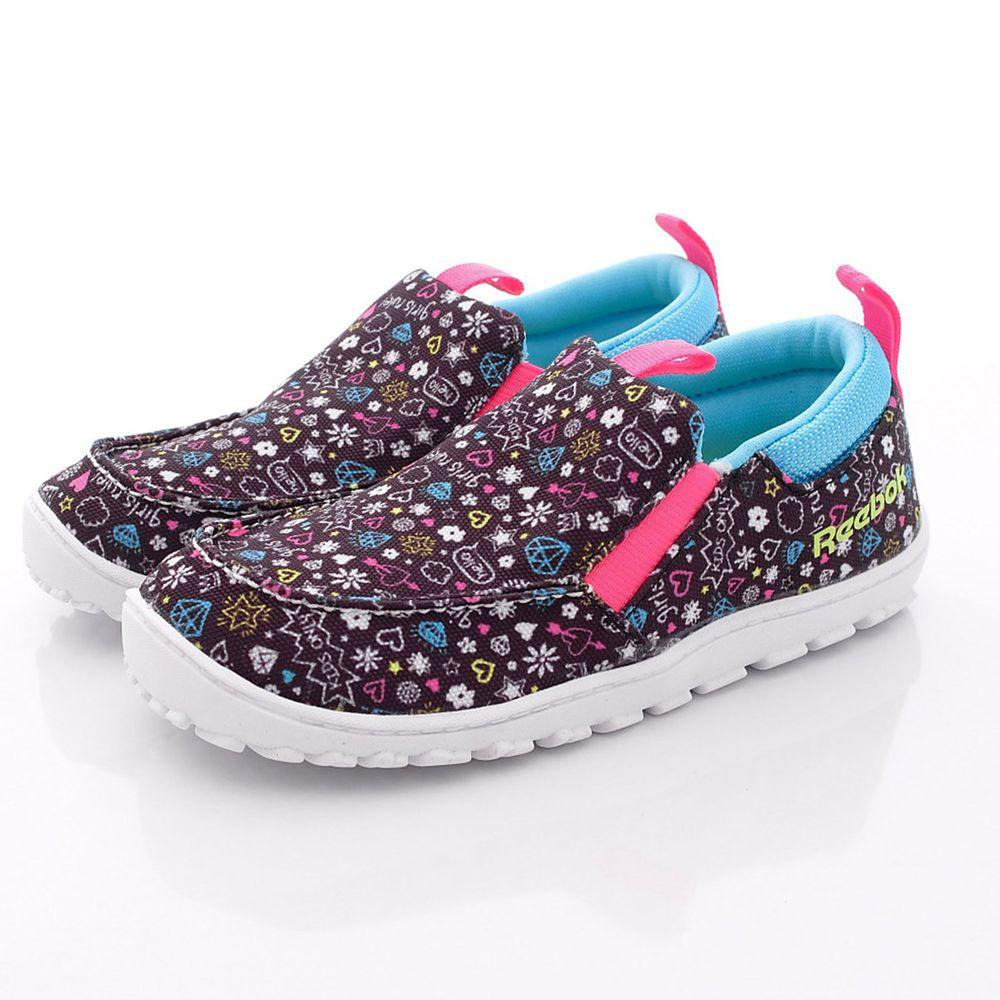 REEBOK - 童鞋-繽紛休閒鞋款(寶寶段)-黑彩