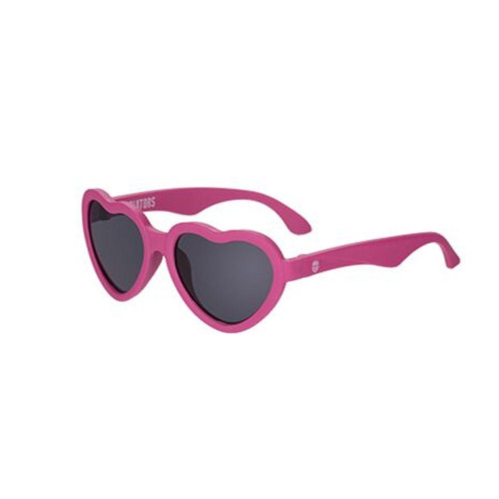 Babiators - 兒童太陽眼鏡-造型款系列-桃紅甜心-平光