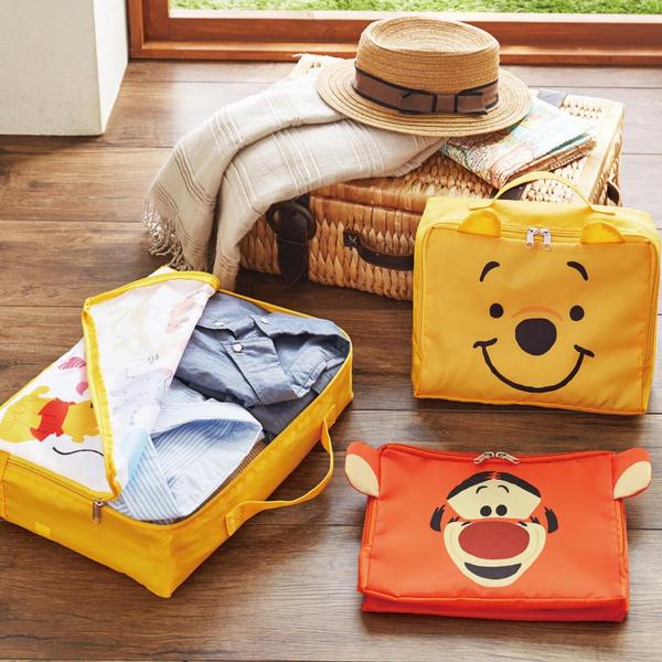 日本迪士尼旅行好物|收納袋X鐵置物掛鉤X行李吊牌