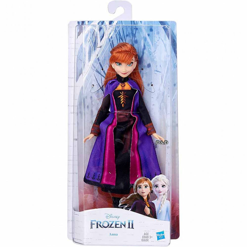 Disney 迪士尼 - 《 Disney 迪士尼 公主 》冰雪奇緣2基本人物組-安娜