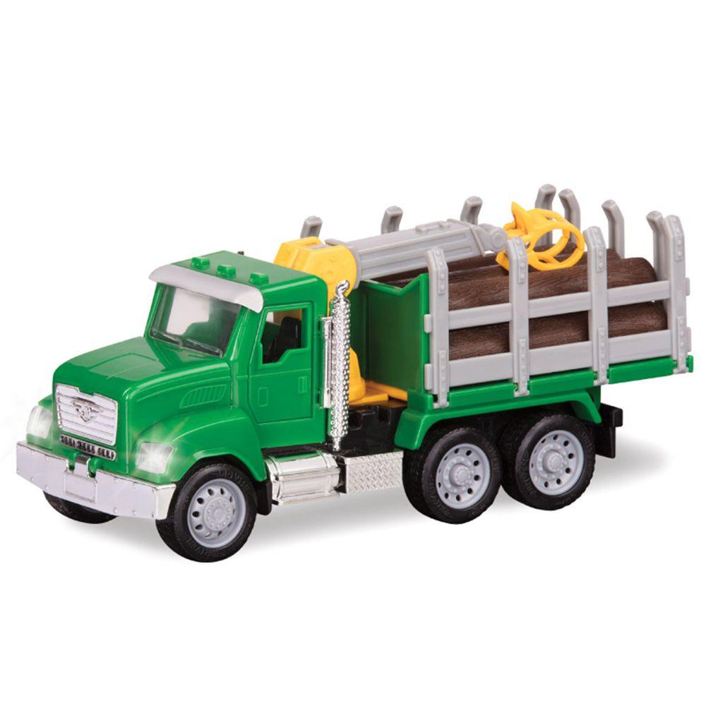 B.TOYS - 小型載木吊車_Driven系列