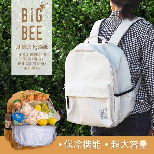 【少量現貨】是保冷袋也是背包!日本 BIGBEE 保冷後背包/購物袋