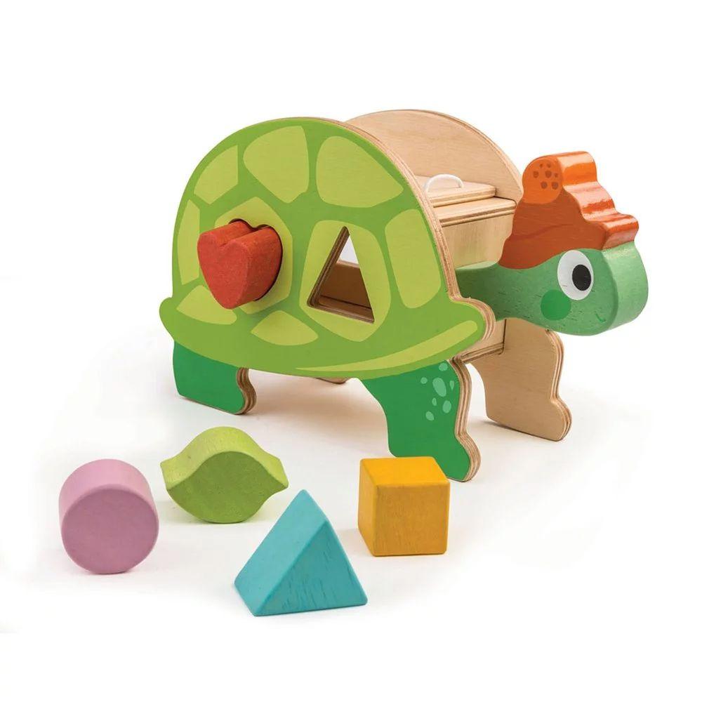 美國 Tender Leaf - 烏龜形狀積木組