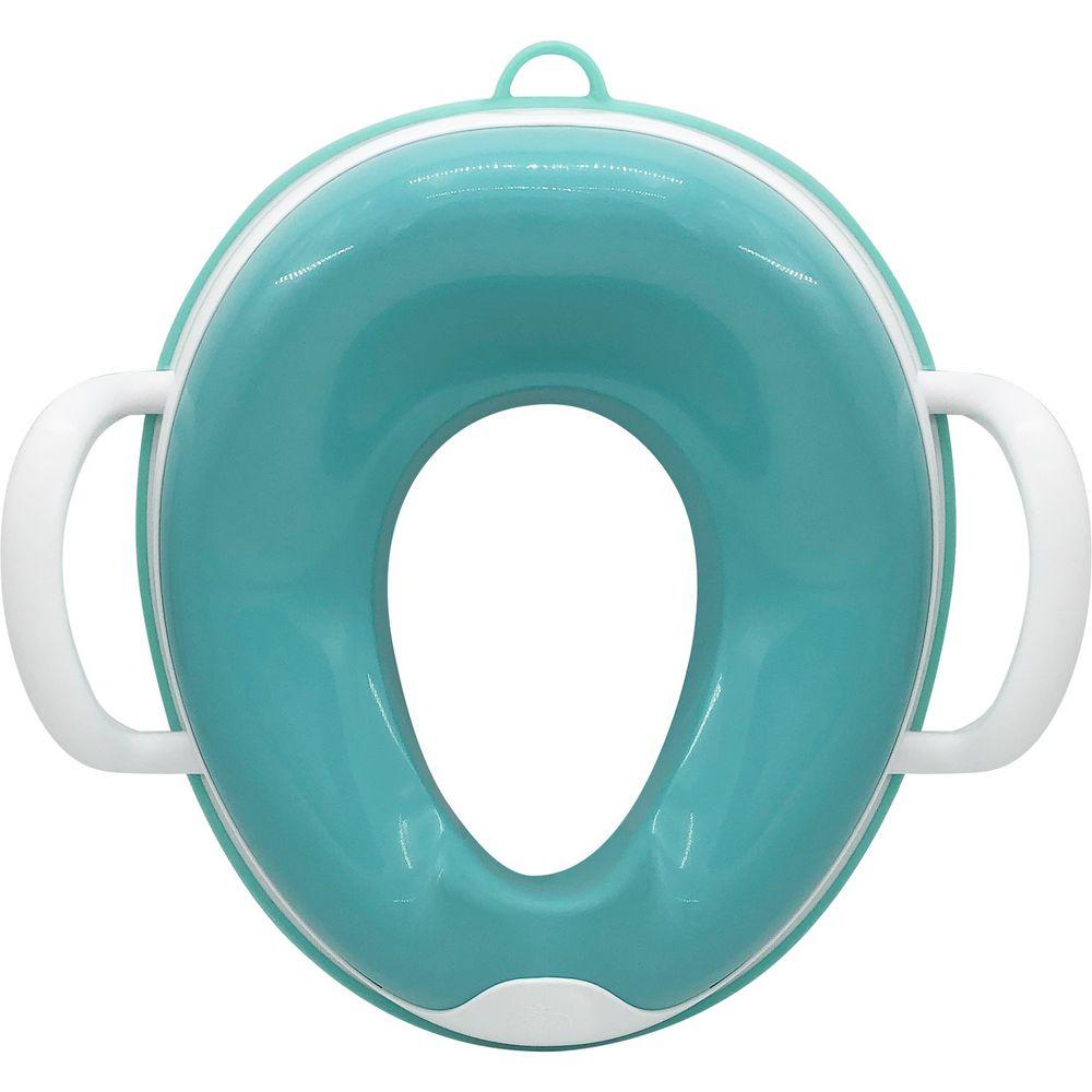 美國PRINCE LIONHEART - 幼兒專用扶手座便器-冰川藍