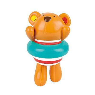 游泳泰迪熊