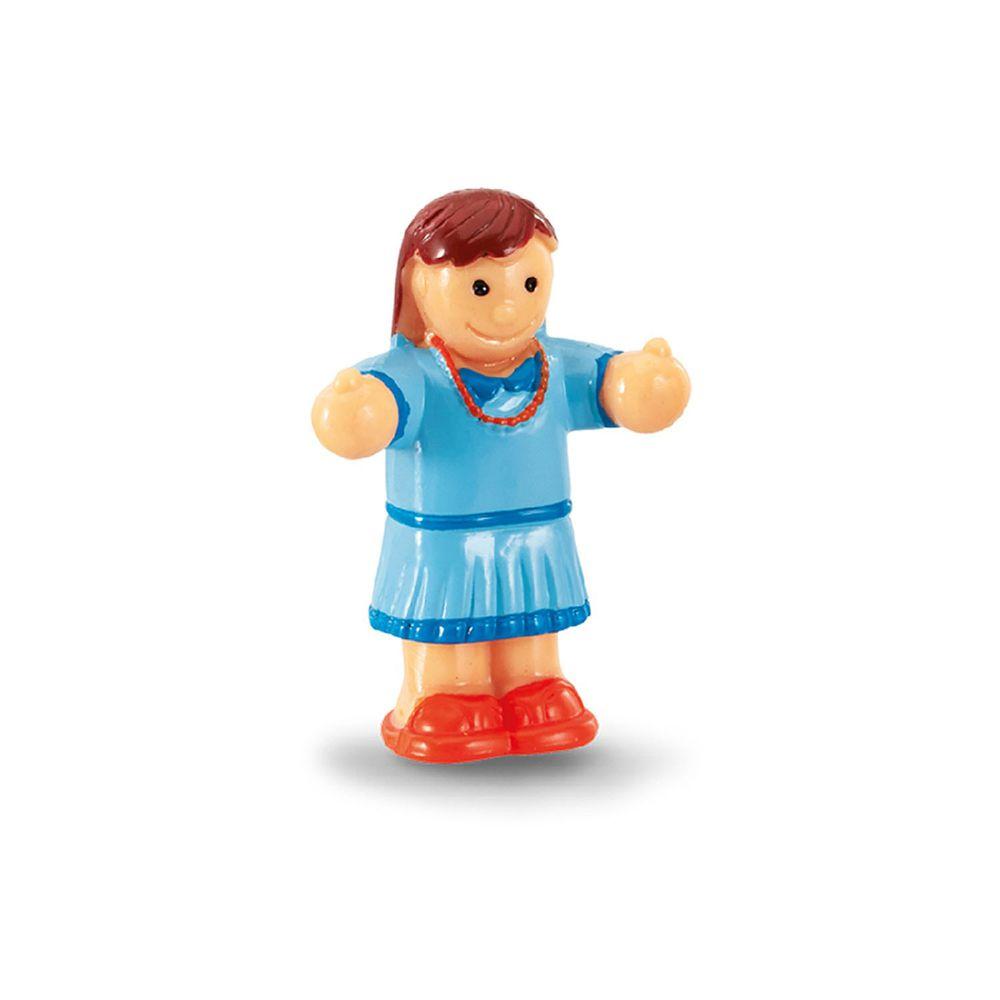英國驚奇玩具 WOW Toys - 小人偶-湯普生老師