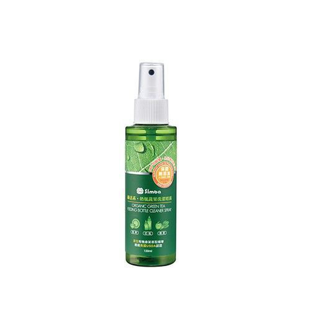 Simba 小獅王辛巴 - 綠活系奶瓶蔬果洗潔噴霧-120ml/瓶