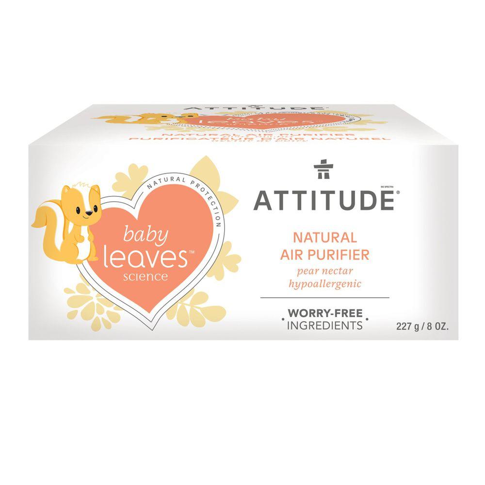 加拿大 ATTITUDE 艾特優 - 天然活性碳空氣芳香器-梨花蜜-227g