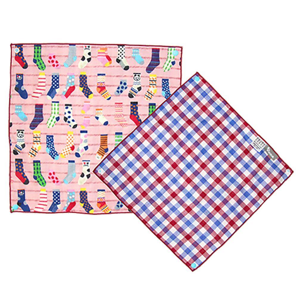 YODA - 優的手帕兜巾-幸運襪