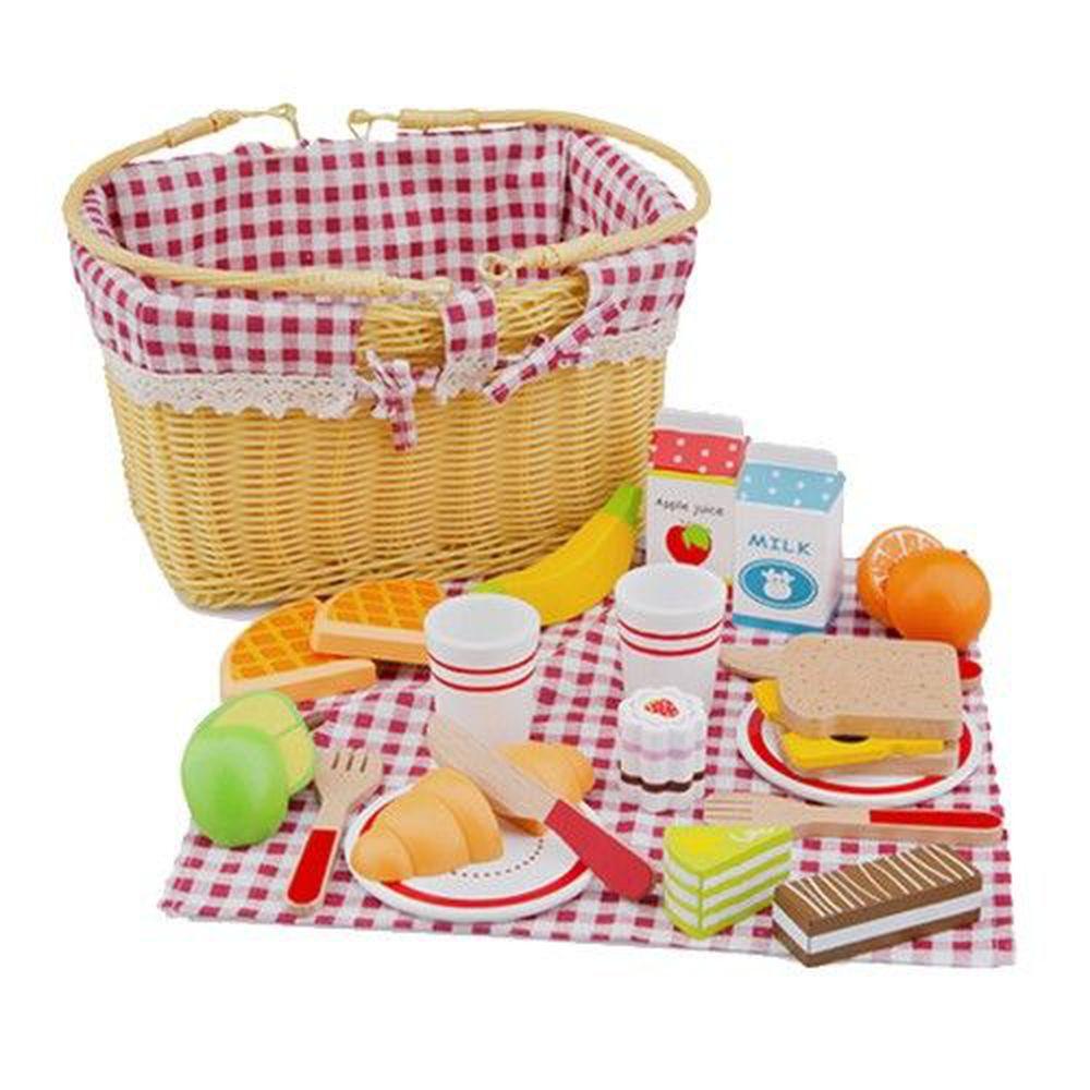 荷蘭 New Classic Toys - 陽光輕食野餐組