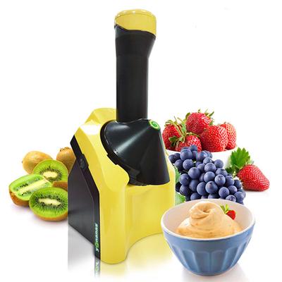 天然健康水果冰淇淋機-檸檬黃