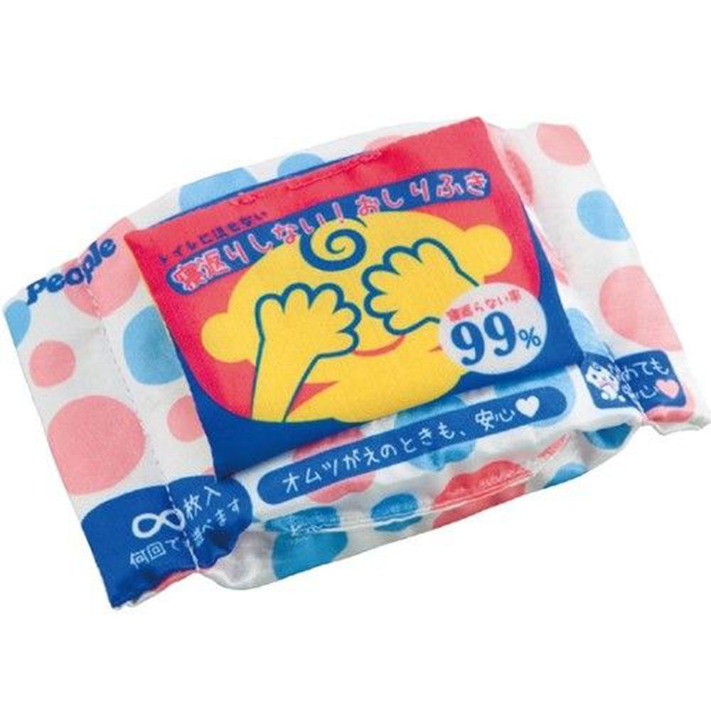 日本 People - 新趣味濕紙巾玩具