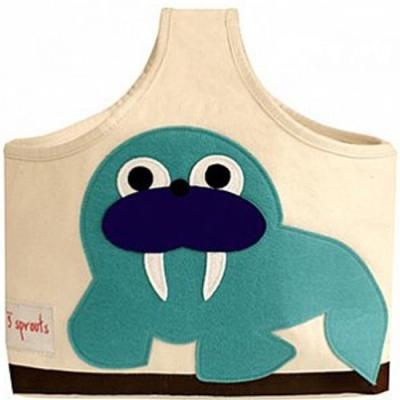 手提收納包-小海象