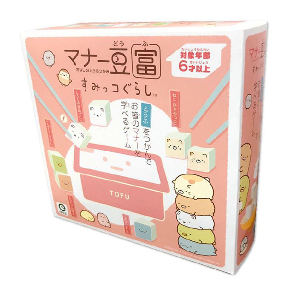 EYEUP - 角落生物豆腐夾夾樂
