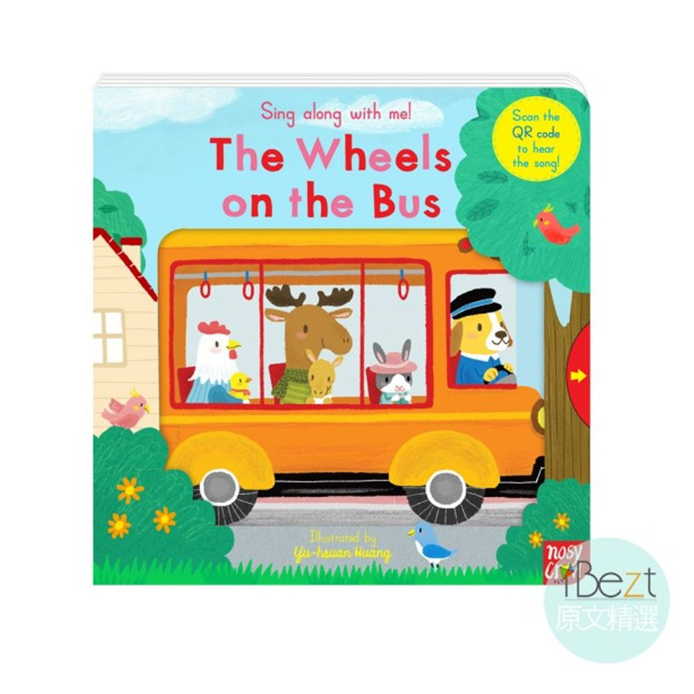 Sing along with me!The Wheels on the Bus