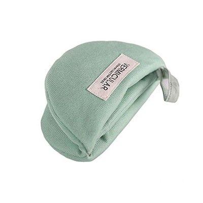 有機棉隔熱手套-綠色 (160g)