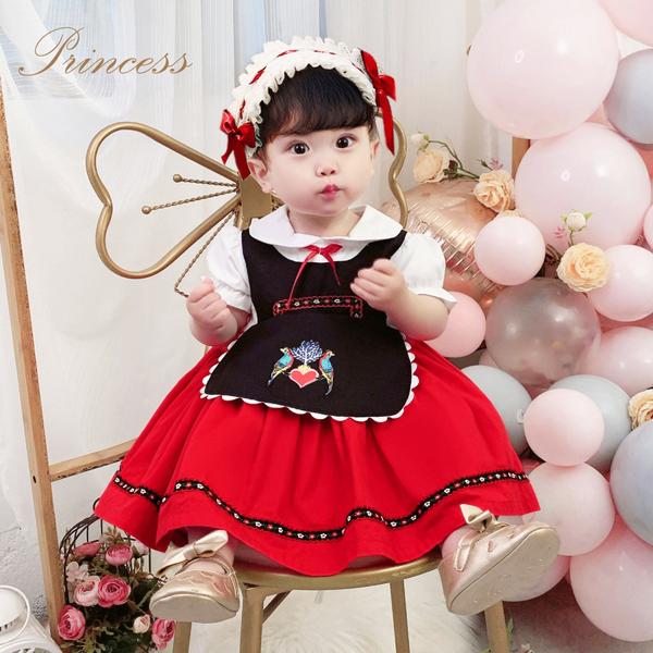 現貨免等 ♡ 原創童話可愛公主洋裝,一套只要350!