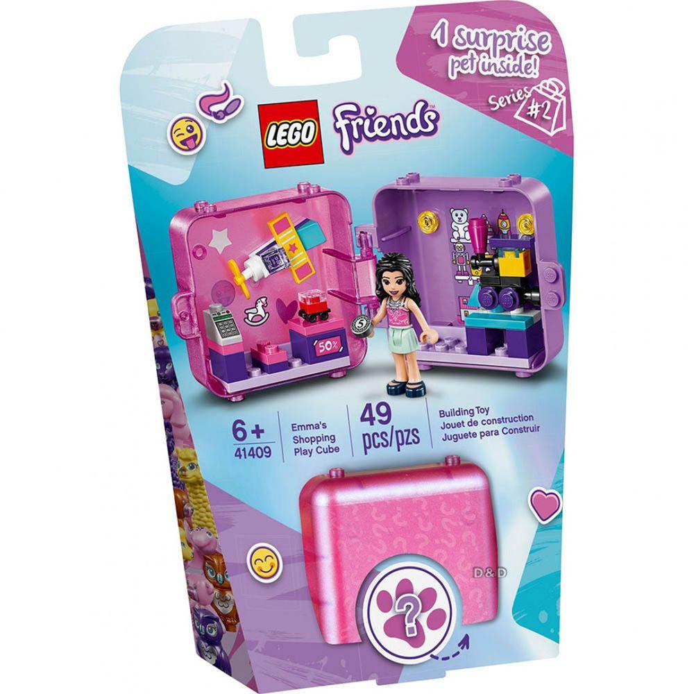 樂高 LEGO - 樂高積木 LEGO《 LT41409》Friends 姊妹淘系列-購物秘密寶盒-艾瑪-49pcs
