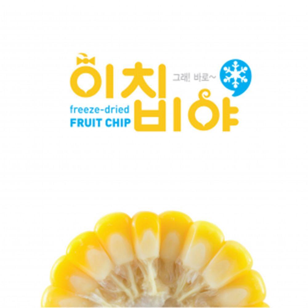 Ichibiya - 韓國幼兒水果乾-玉米-20g
