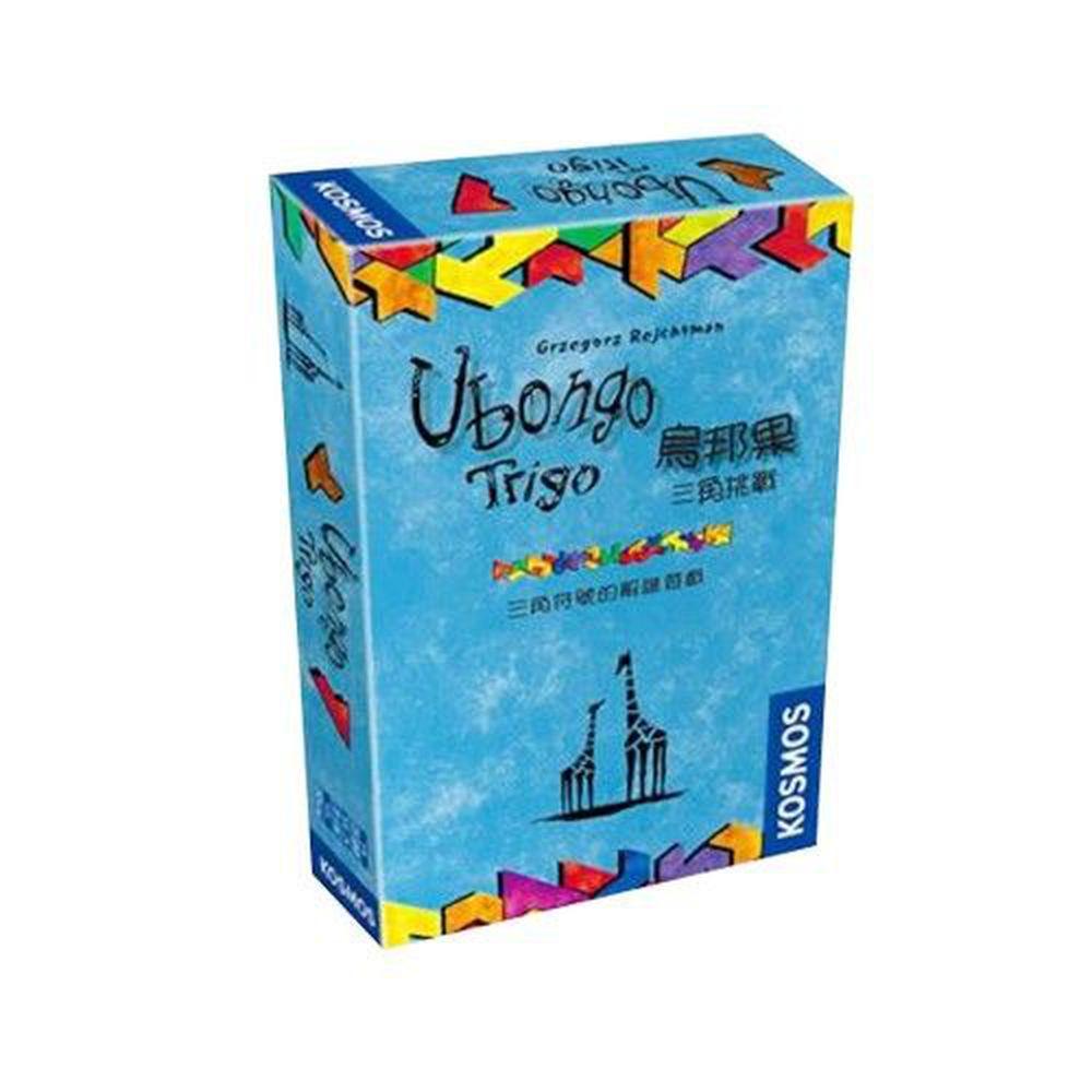上誼文化 - 烏邦果-三角挑戰-7歲以上