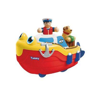 探險快艇 湯米,水陸兩用